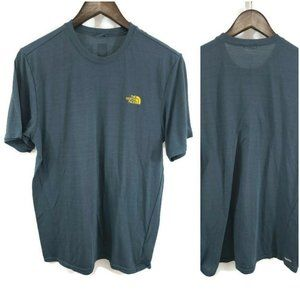 The North Face Blue Logo T Shirt